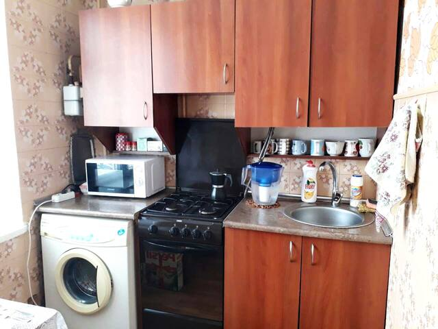 Friendly Family - Chișinău - Lägenhet