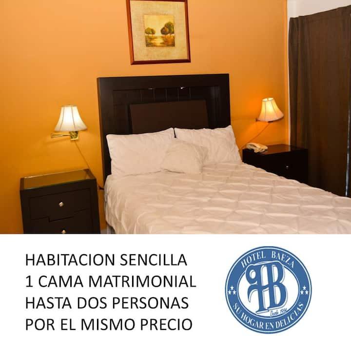 HABITACIONES COMPLETAS CON TODOS LOS SERVICIOS