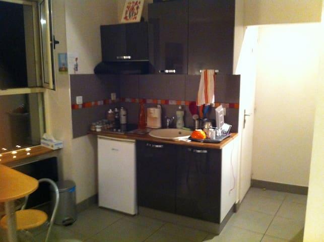 Logement étudiant - Montluçon - Appartement