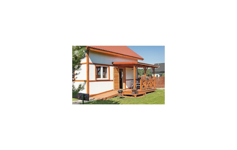 Holiday cottage with 3 bedrooms on 60m² in Ustka-Przewloka