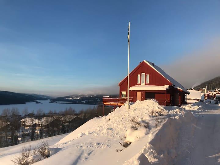 Nyproducerad lägenhet i unika Tottens by i Åre!