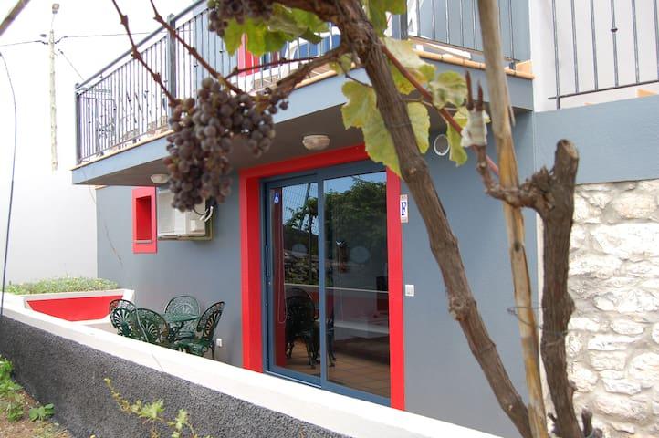 Apartment studio - Ribeira Brava - Lägenhet