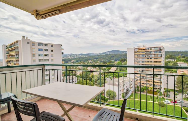 Les Terrasses Private apartment terrace