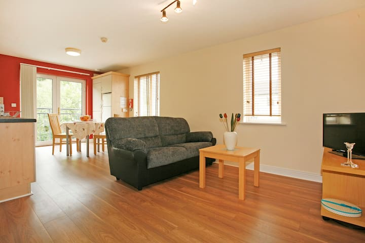 Beautiful fully managed 2 bedroom apartment