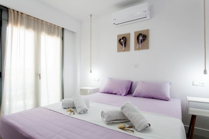 Axos Apartments Lavender - Analipsi - Appartement