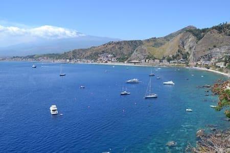 Casa vacanza Biro Sicilia - Calatabiano - Leilighet