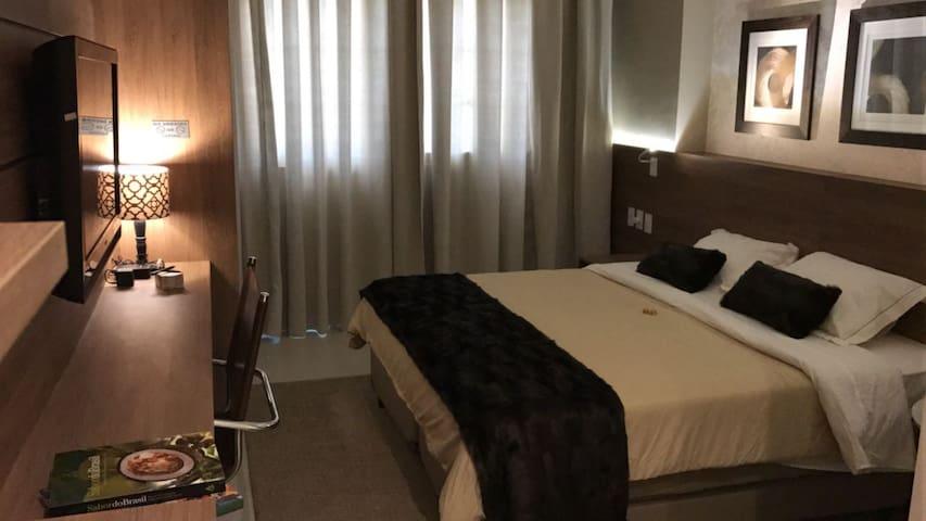 Loft Itaipava / Conforto e sofisticação