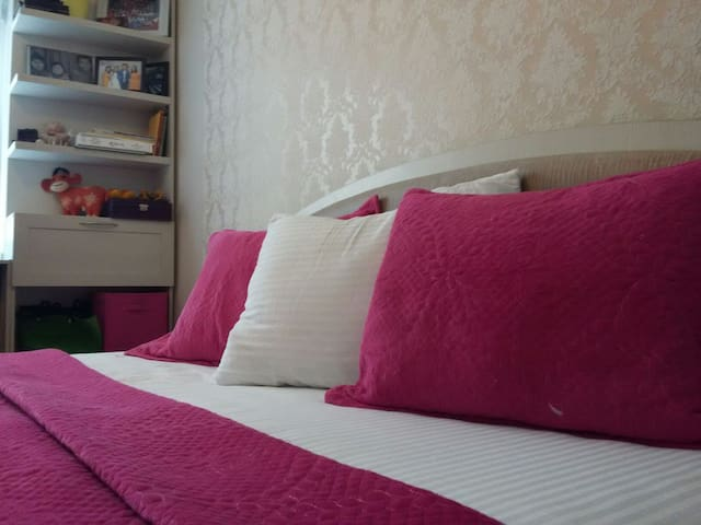 two-room in the center - Bishkek - Apartament
