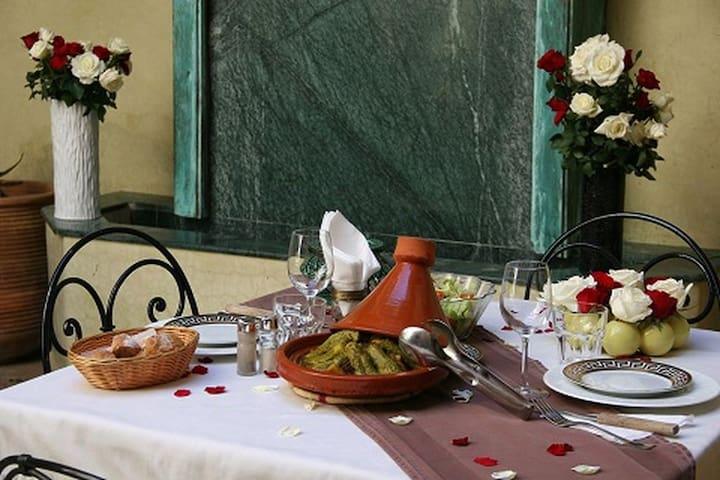 Riad Amya Marrakech - Marrakech - Appartement