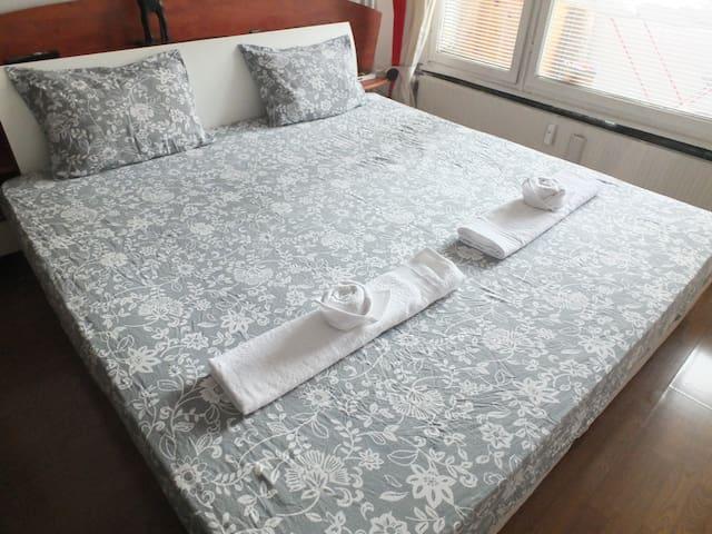 Vesselina's Two Bedroom Apartment