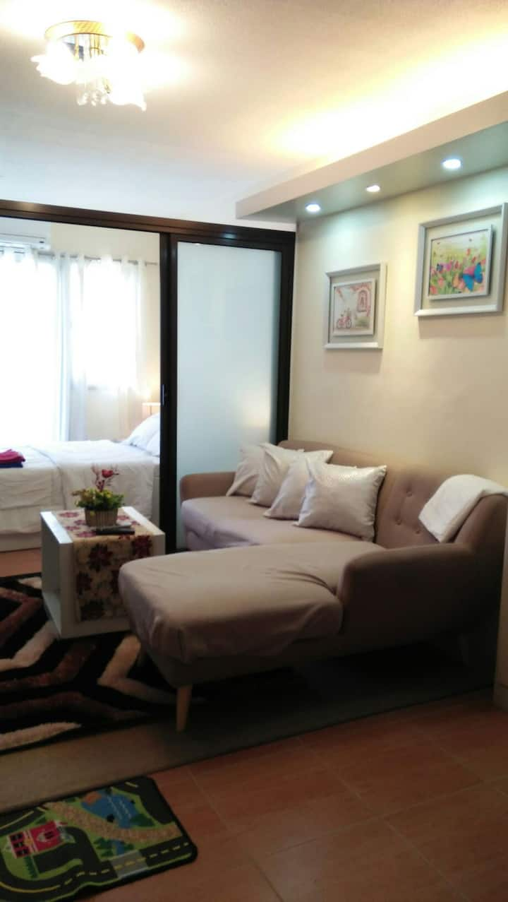 The heart warming place..Resort type Condominium