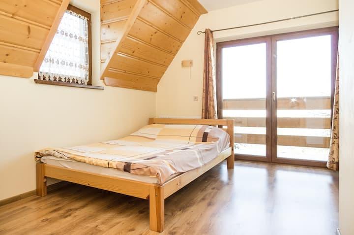 Piękny pokój 2 - osobowy !!