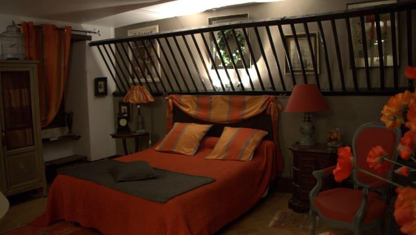 """Moulin Rouhaud """" Amarante"""" - Montboyer - Domek gościnny"""