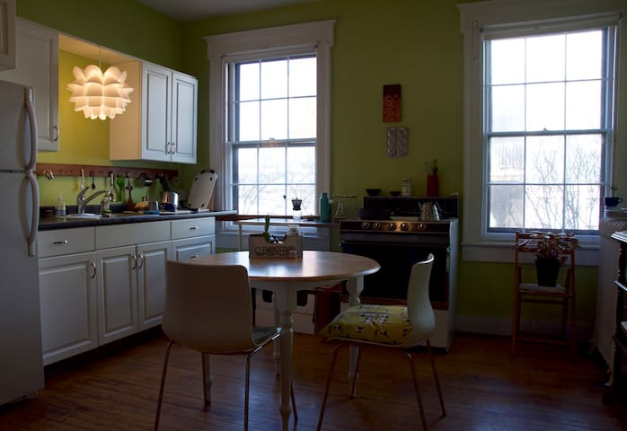 Private Room in Charlestown near Bunker Hill - บอสตัน