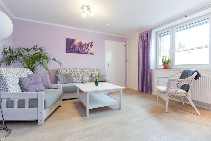 Ostseeferienwohnung Opa Klausi - Wismar - House