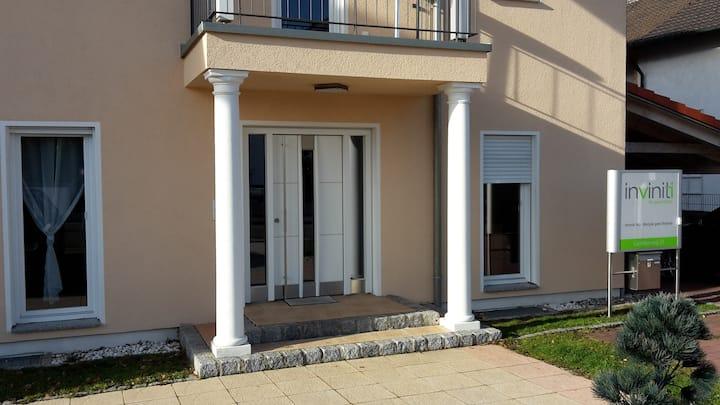 Tolles Haus in Ingolstadt - schönes Zimmer