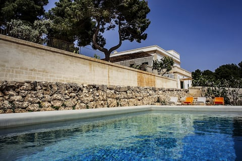 The perfect place to retreat in Puglia!
