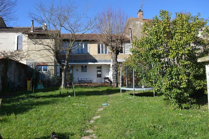 Maison centre Fleurance - Fleurance - Rumah
