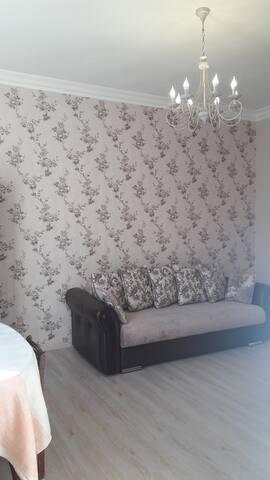 침대 소파(침대 크기 1950x1500)