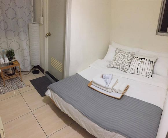Vivi's Clean Studio - 3min walk to Ximen MRT - 3E