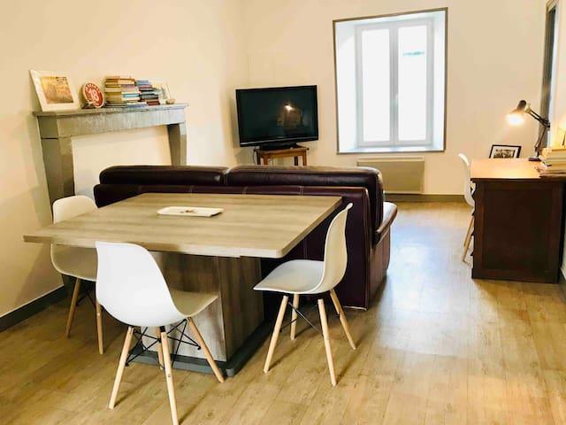 Suzanne's Apartment