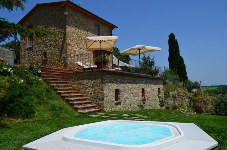 CASINA DEL BIONDO - Monte San Savino - Casa