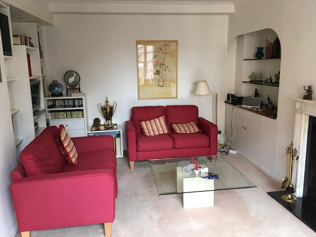 Beautifully decorated flat in Chelsea SW3