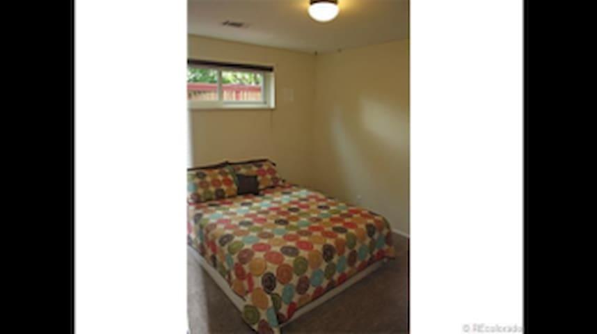 Newly renovated basement - Arvada - House