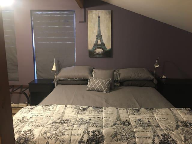 California King private room master suite