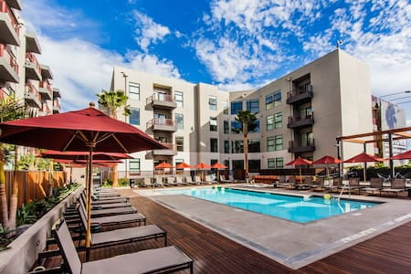 PERFECT CHILL in HOLLYWOOD !!! - Los Angeles - Appartement