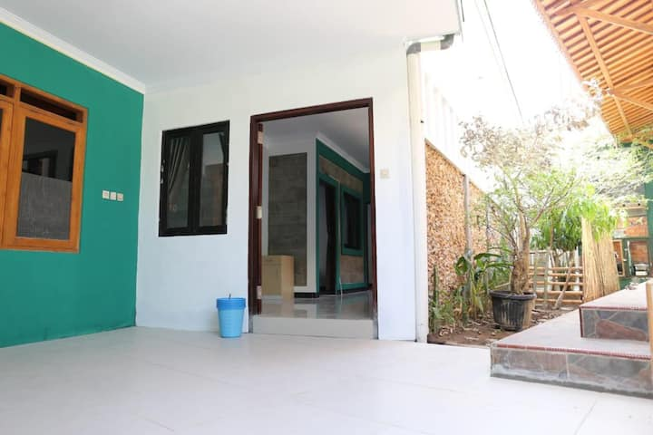 Superior Double Room at Fatia Homestay