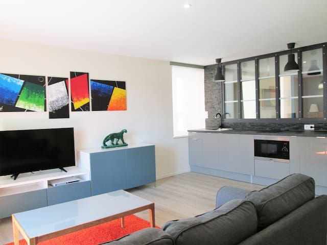 """Appartements avec balcon """" RÉSIDENCE DU PARC"""""""