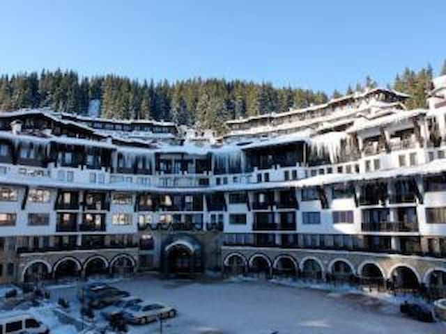 2 Bedroom Apartment, Grand Monastery Complex - Pamporovo - Apartemen