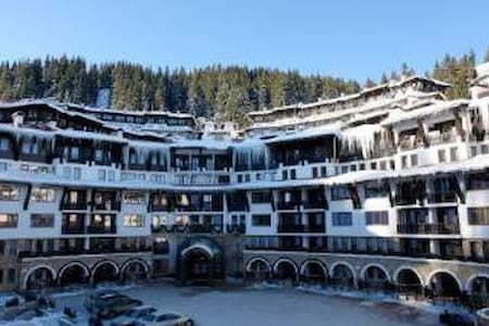2 Bedroom Apartment, Grand Monastery Complex - Pamporovo - Apartment