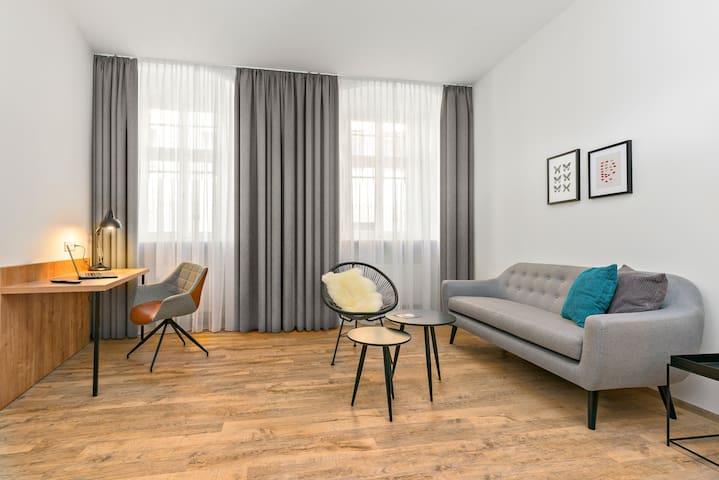Stylische Apartments im Herzen Bambergs