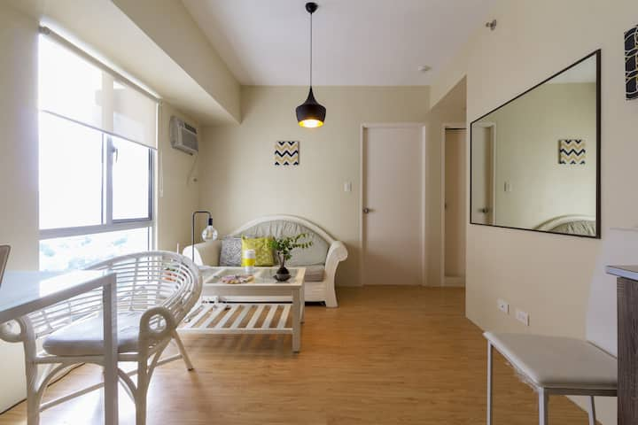 2 bedroom, Cebu IT Park, wifi, laundry, car-park