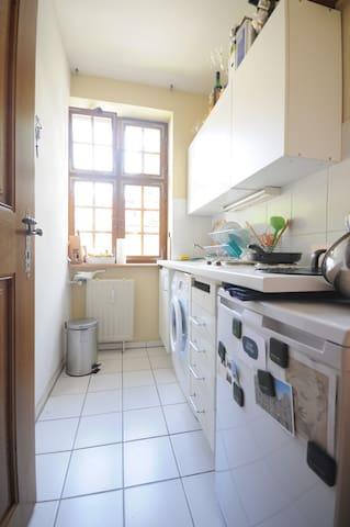 Gemütliche Altbauwohnung in der City - Bayreuth - Wohnung