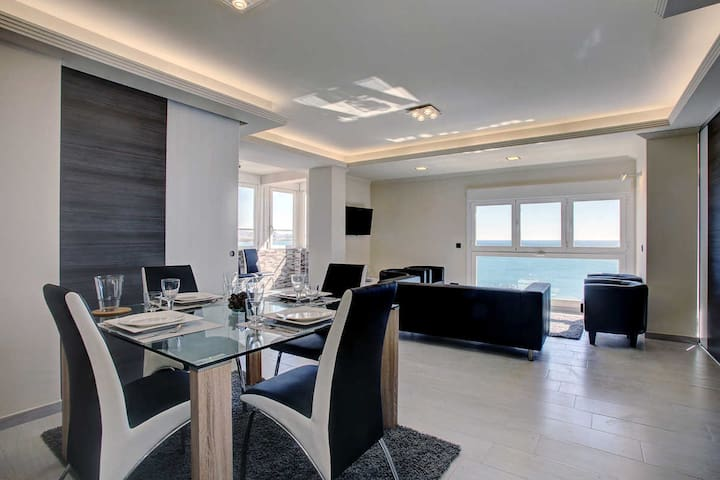 3bedrooms near ushuaia beach club - Sant Jordi de ses Salines - Apartment