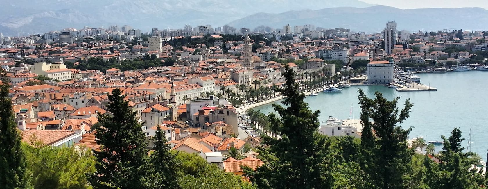 Vacation rentals in Split-Dalmatia County