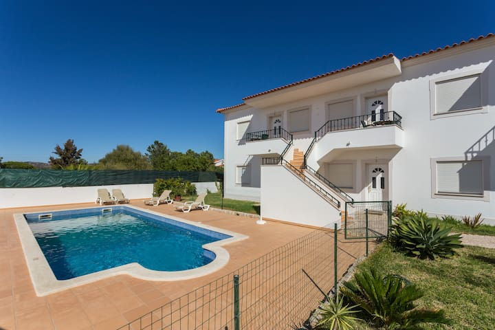 RC-Pata Residence! Albufeira flat 5 min beach! E - Albufeira - Apartemen