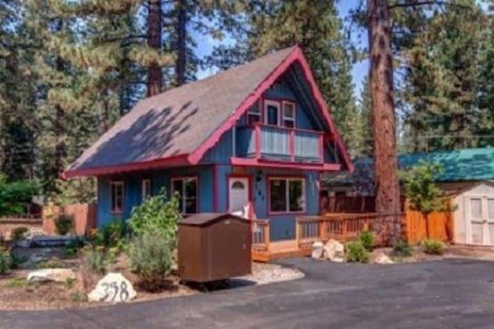 Tahoe Vista Cabin - Tahoe Vista - Cabane