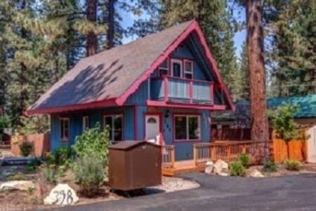 Tahoe Vista Cabin - Tahoe Vista