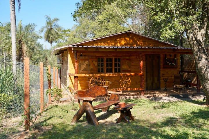 Leben inmitten der Natur Paraguay