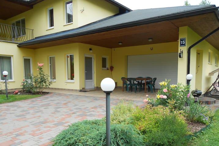 Дом для отдыха в Юрмале