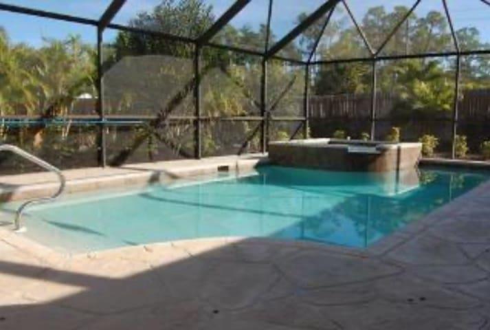 Cartwright a 4br Pool Spa home near the Beach