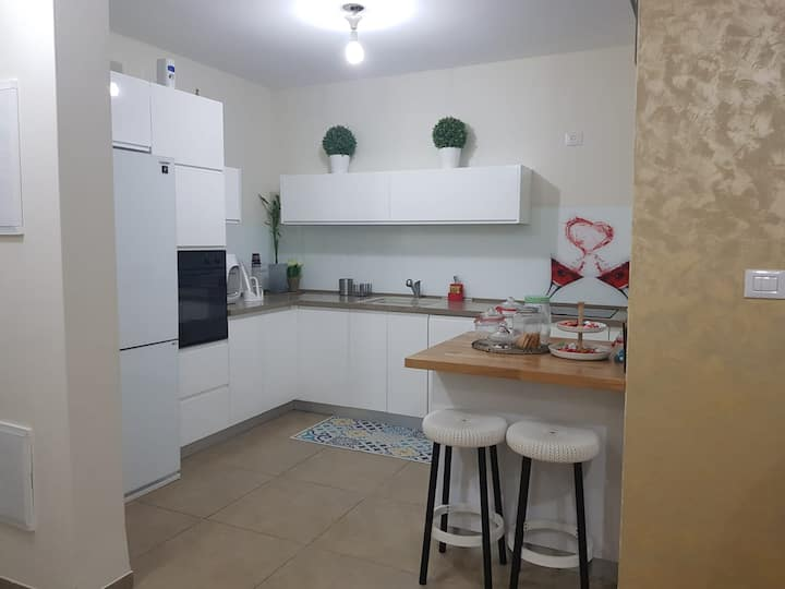 Great apartment near Caesarea