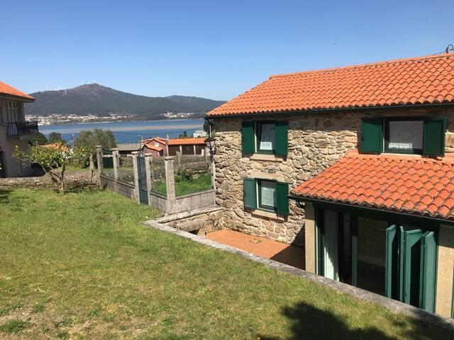 Casa Rural a 200m de la Playa de Boa(Noia)