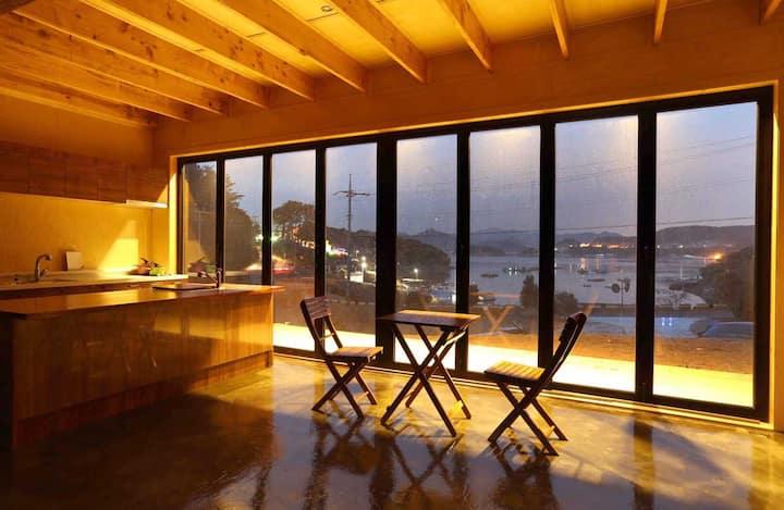 Tongyeong&Classic, 통영 바다가 함께하는 아늑한 별장