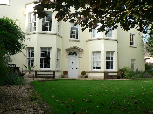 Georgian Country House, Long Ashton, Bristol
