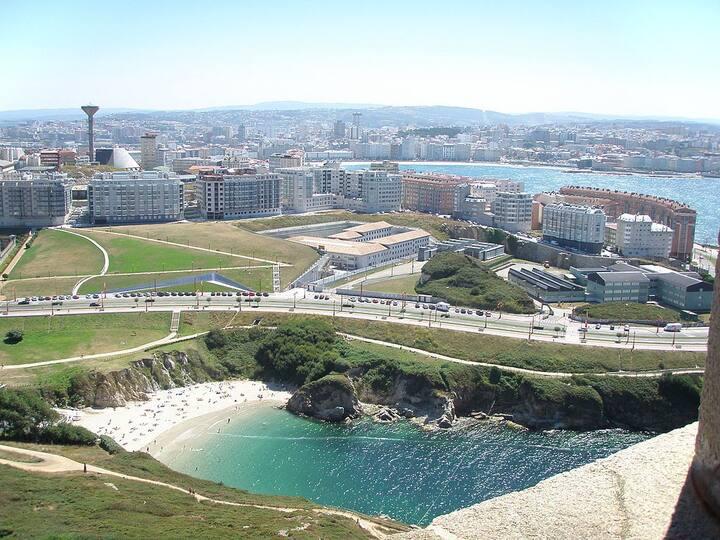 Apartamento Playa Riazor